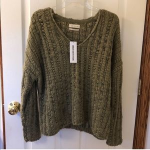 NWT chunky knit
